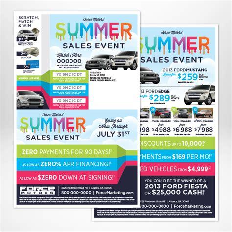 event design portfolio summer sales event design portfolio of kris todd