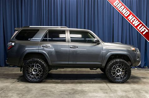 suv toyota 4runner used lifted 2014 toyota 4runner trail 4x4 suv for sale
