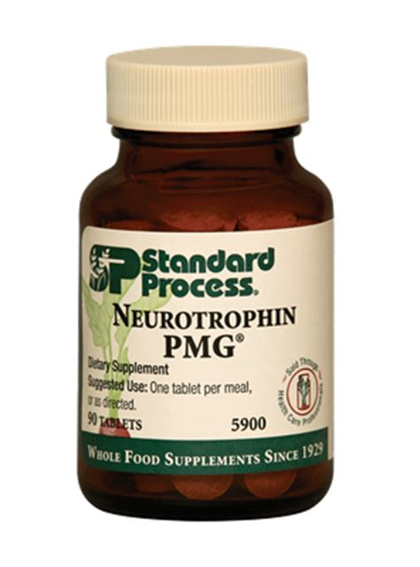 Liver Detox Standard Process by Neurotrophin Pmg 90 Tablets Standard Process