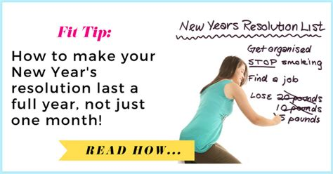 how to make your new year s resolutions stick infographic how to make your new year s resolution last one year not
