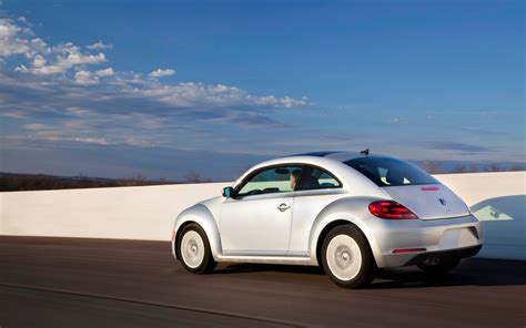 2013 Volkswagen Beetle Mpg by 2013 Volkswagen Beetle Tdi To Bow At Chicago Show