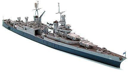 boat supplies nelson scalehobbyist uss indianapolis ca 35 by tamiya models