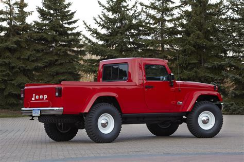 Jeep Truck Concept Jeep Reveals All Six East Safari Concept Models In The Flesh