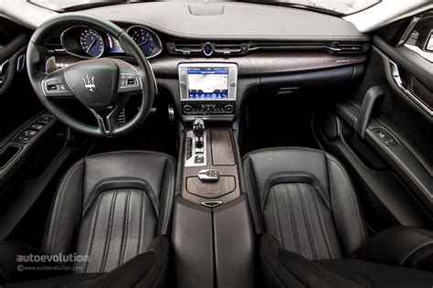 2014 maserati quattroporte interior photo 65 90