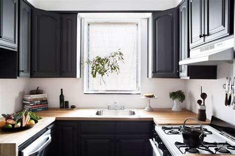 Updated Kitchens With Oak Cabinets Remodeling 101 Butcher Block Countertops Remodelista
