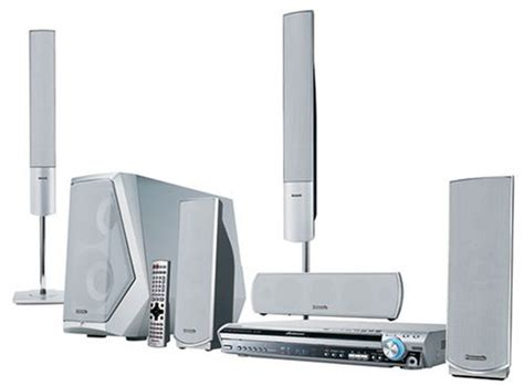 how to panasonic sc ht930 5 disc dvd home theater system