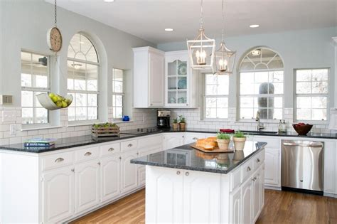 best sherwin williams white paint color for kitchen cabinets kitchen white kitchens with granite countertops best