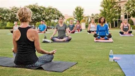 thursday ballantyne yoga series charlotte