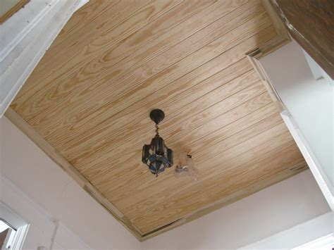 Wood Ceiling Paneling by Wood Panel Ceiling Westview Bungalow