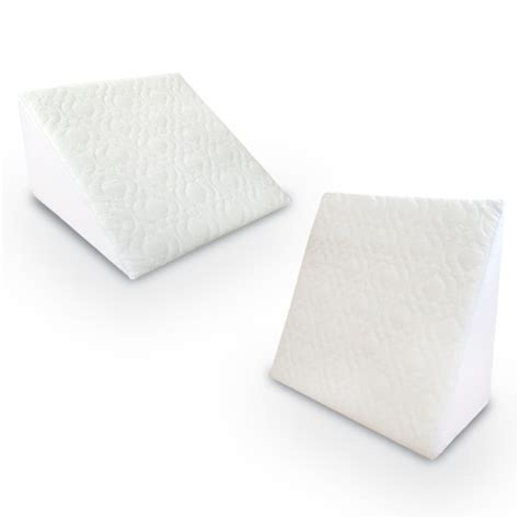 reclining quilted orthopaedic foam bed wedge back support