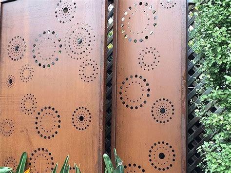 Metal garden art amp sculptures outdoor metal wall art amp screens melbourne