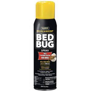 bed bug spray home depot harris egg kill and resistant bed bug spray blkbb 16a