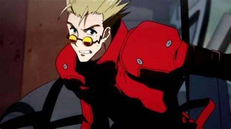 Kaiyodo Trigun Vash The Stede images stede gif find on giphy