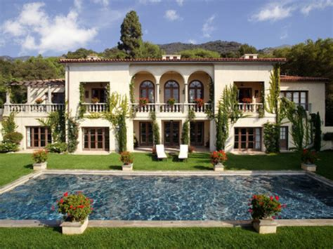 Spanish Villa Style Homes by Modern Italian Home Design Italian Style House Italian