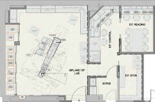 cardiac cath lab floor plan example floor plan clinical