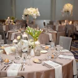 Spring Table Linens - pink and champagne wedding color scheme wedding dress hairstyles bridal beauty
