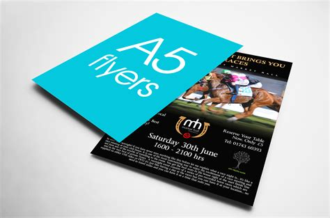 design a5 flyer online flyers aaa signs