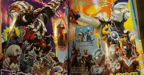 film ultraman orb ultraman orb the movie movie villains ultra warriors