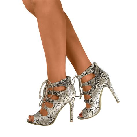 lace up high heel sandals lace up gladiator ankle sandals open toe high heel