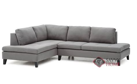 palliser chaise wynona fabric chaise sectional by palliser is fully