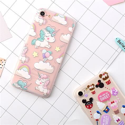 Soft Owl Iphone 5s for iphone 5s accessories unicorn mickey minnie owl soft tpu silicone cover for iphone