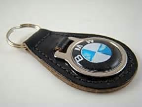 bmw leather keyring bmw genuine leather key ring bmw