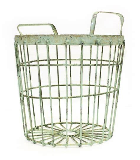 Baju Basket 1 Stel metal basket small