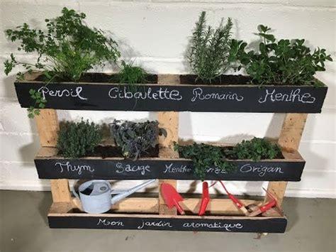 Fabriquer Jardiniere En Palette by Tuto Brico Comment Fabriquer Une Jardini 232 Re En Palette