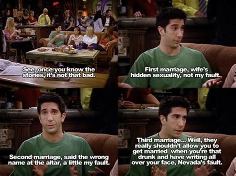 f r i e n d s tv show quotes pictures ross