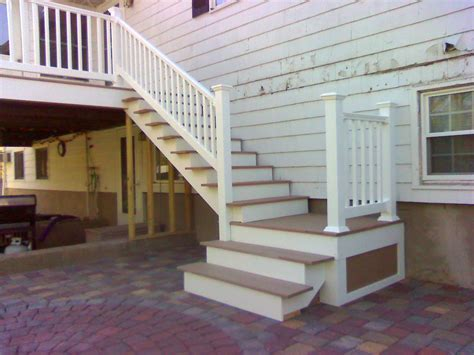 deck stairs with landing 2017 2018 best cars reviews