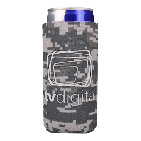 energy drink 8 3 oz colored camo 8 3 oz energy drink cooler totallykoozies