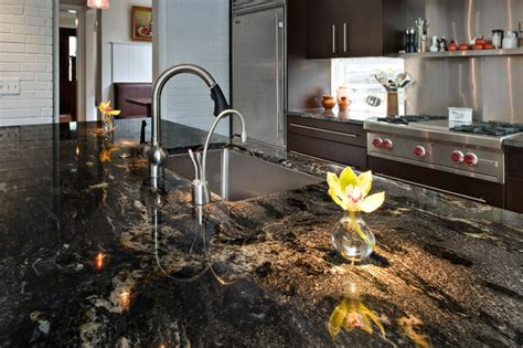 granite kitchen countertops modern kitchen dc metro