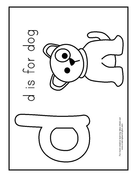 Lowercase G Coloring Page by Lower G Coloring Pages