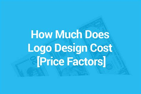 design logo cost how much does logo design cost ebaqdesign