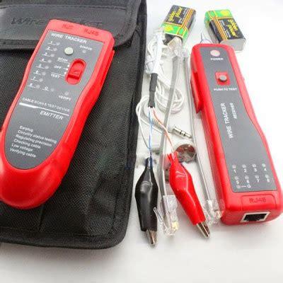 Lan Tester Alat Untuk Test Kabel Network T3010 1 lan tester wire tracker meganet store