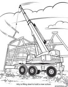 construction sign coloring coloring pages
