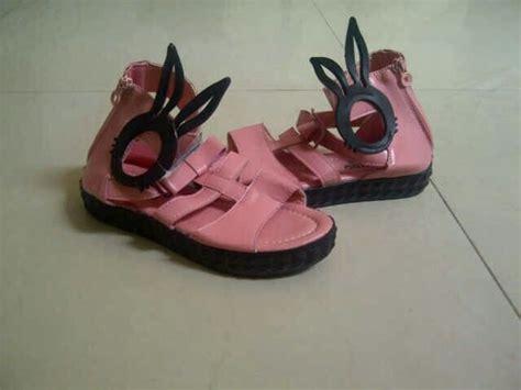 Hitam 26 30 Sepatu Led Anak 580 Sport sh032 sendal rabbit pink sz 21 25 rp 86 000 ready