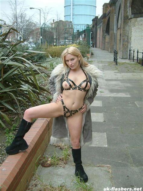 Uk Flashers British Girls Get Rude And Nude In Public