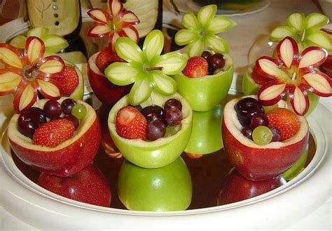 decorations with fruit fruit salad decorations craft gift ideas