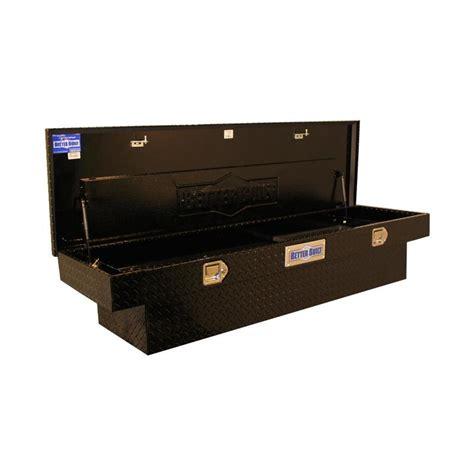 truck tool box shop better built 61 1 2 in x 20 in x 13 in black powder