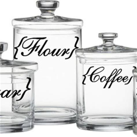 labels for kitchen canisters best kitchen canister sets products on wanelo