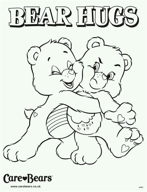 coloring pages of grumpy bear 46 best care bear grumpy bear 4 images on pinterest