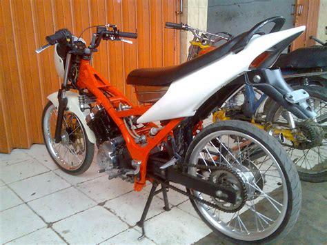 Lu Motor Satria Fu motor modifikasi terbaru 2011 2012 aneka gambar motor