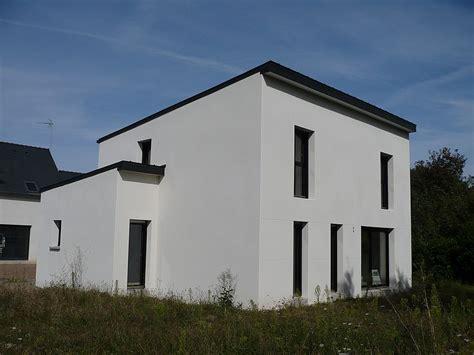 Choisir Couleur Facade Maison 1867 by Photos De Maisons Neuves Couleur De L Enduit