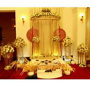 Ama Flora Poruwa Settee Back Car Entrance Oil Lamp Table Decorations