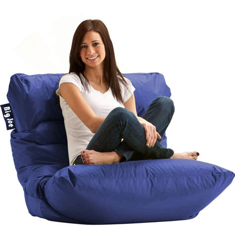 Big Bean Bag Chairs Walmart by Big Joe Roma Chair Colors Walmart