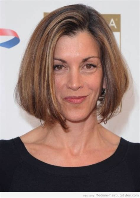 Wendy Malicks New Shag Haircut | wendy malicks new shag hairstyle wendie malick new haircut