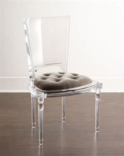 Plexiglass Chairs by 1000 Ideas About Acrylic Chair On Parsons