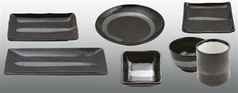 Schwarzes Geschirr Set by Schwarz Silber Geschirr Sets Japanische K 252 Che Japanwelt