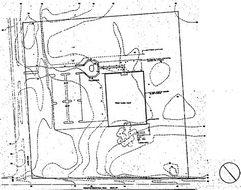 site plan how to draw site